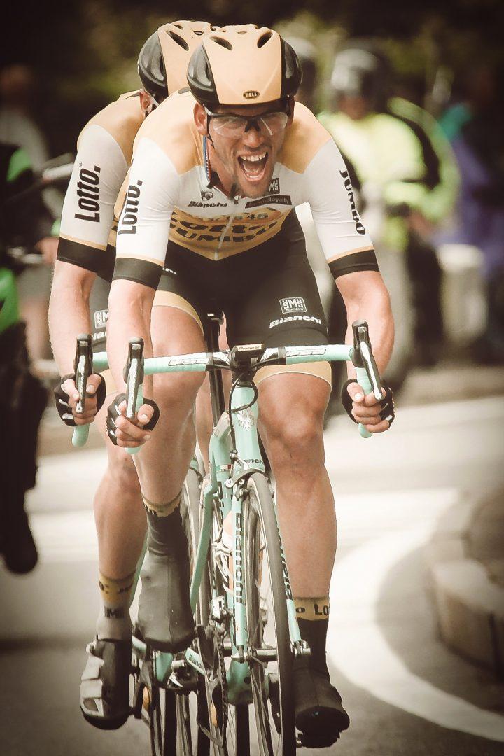 Bianchi Team riders